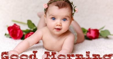 Cute Good Morning Baby Images Pics Whatsapp Free Download