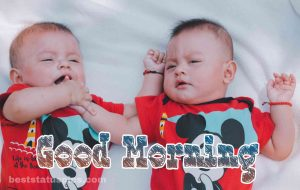 Good morning kids images for best friends