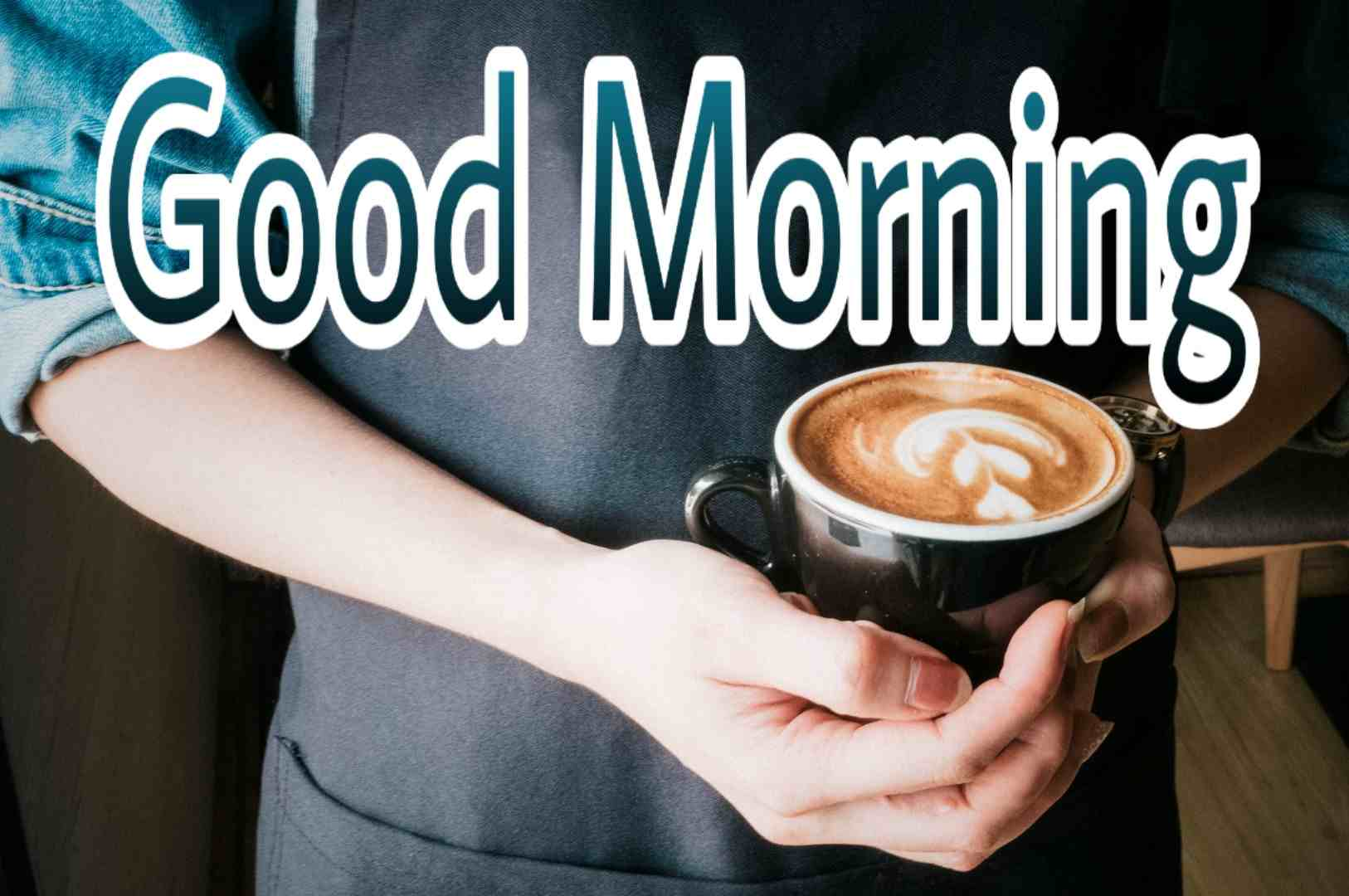 Good morning coffee images for whatsapp dp