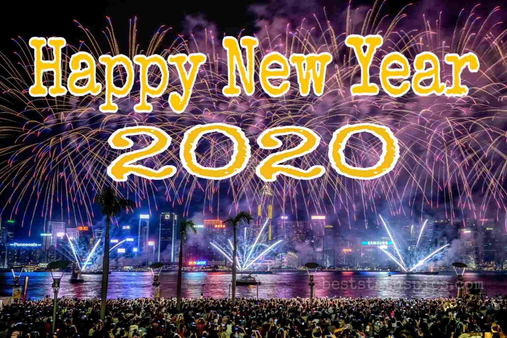 Download Happy New Year 2020 Image Facebook profile pics