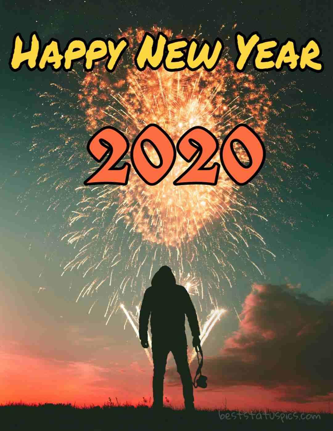 Whatsapp Dp Status Attitude Happy New Year 2020