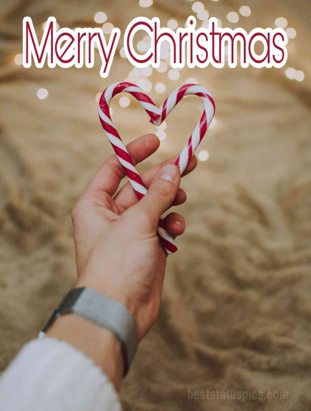 Merry Christmas wishes 2019 with Love