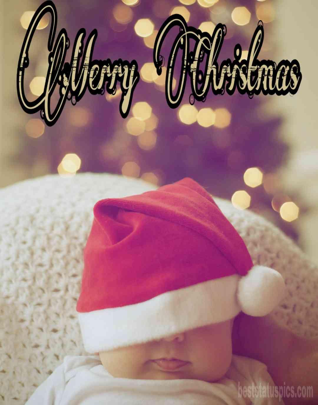 Best Merry Christmas wishes 2019 Baby Whatapp status