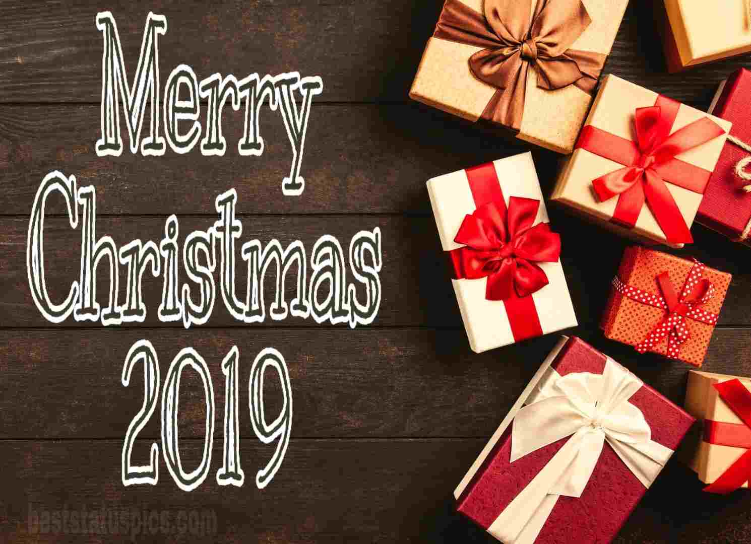Merry Christmas wishes 2019 Whatsapp Dp Picture