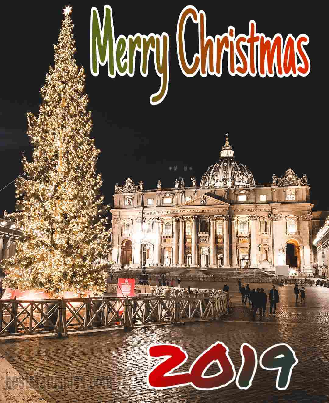 Merry Christmas wishes 2019 Instagram Dp