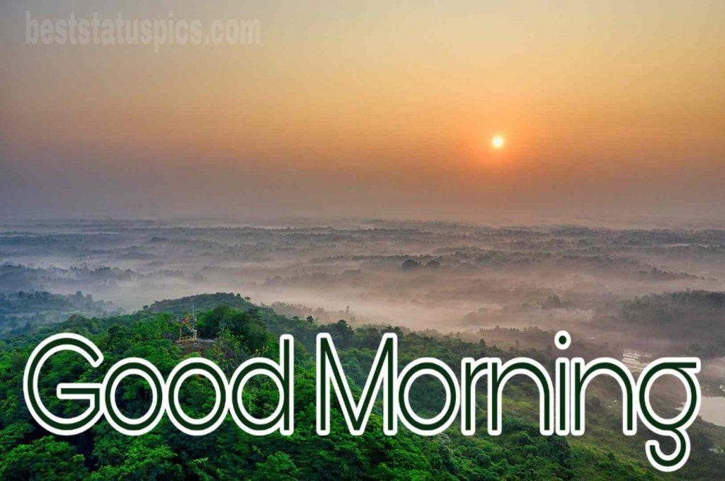 Good morning mountain sunshine pics