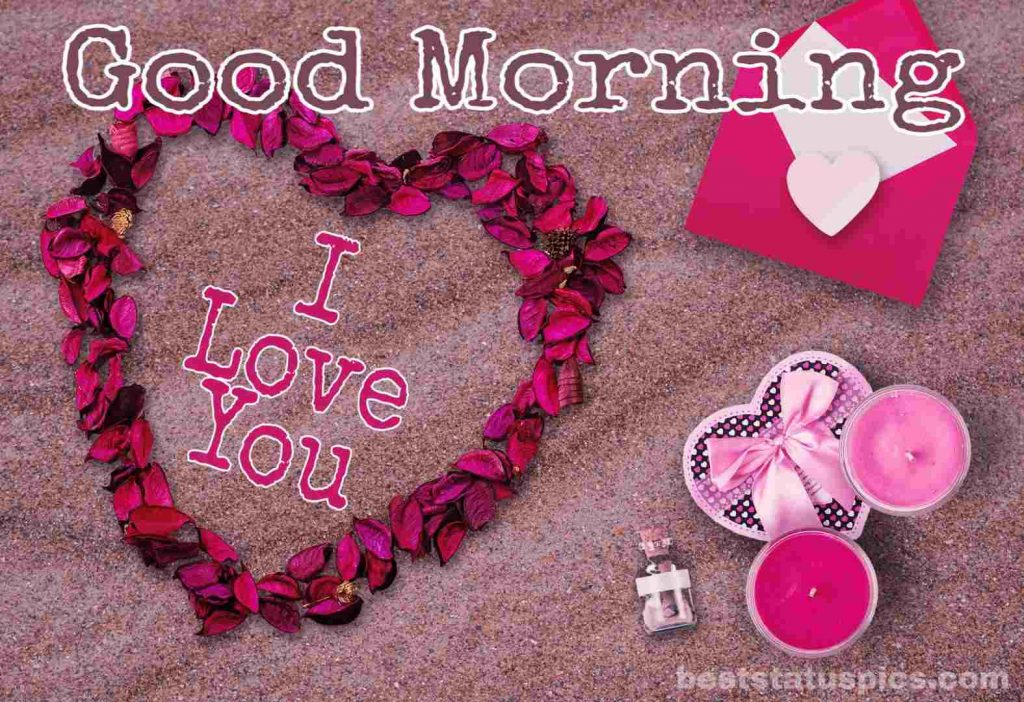 Good Morning I Love You Hd Images For Whatsapp Dp 2021 Best Status Pics