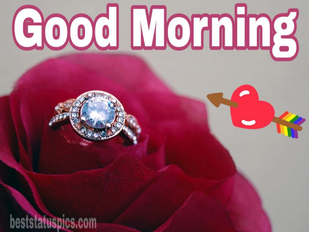 Good morning image for love couple hd