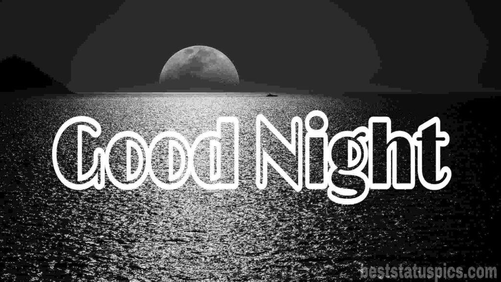 Good night moon pic hd
