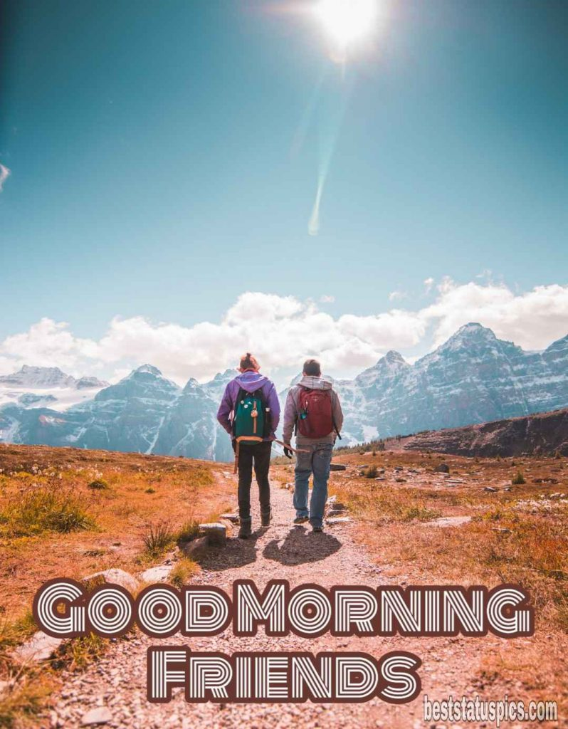 Good morning images for friends HD