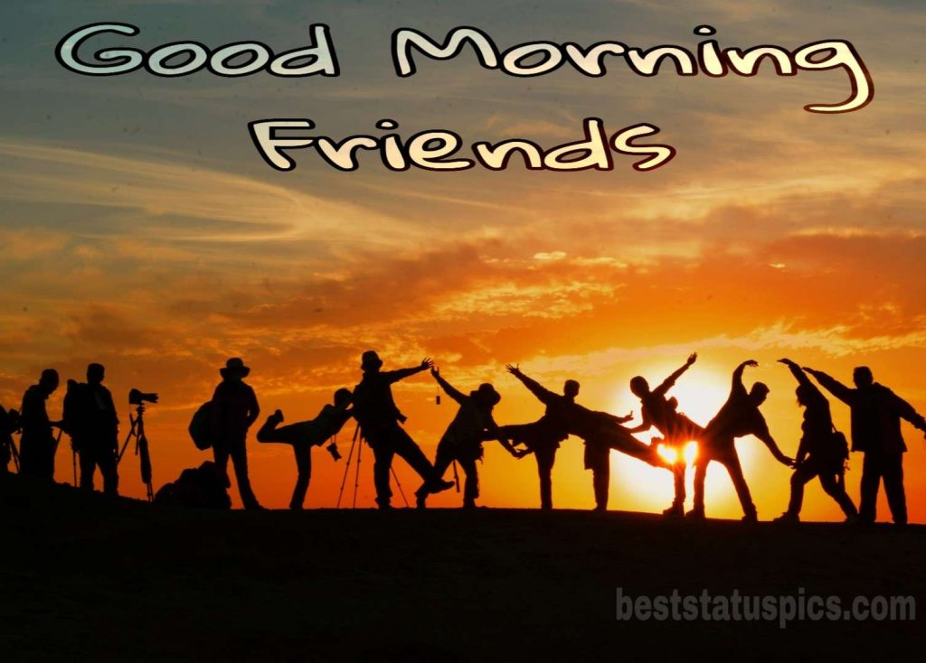 Good morning wishes images for friends