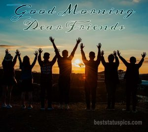 New good morning images for friendship HD