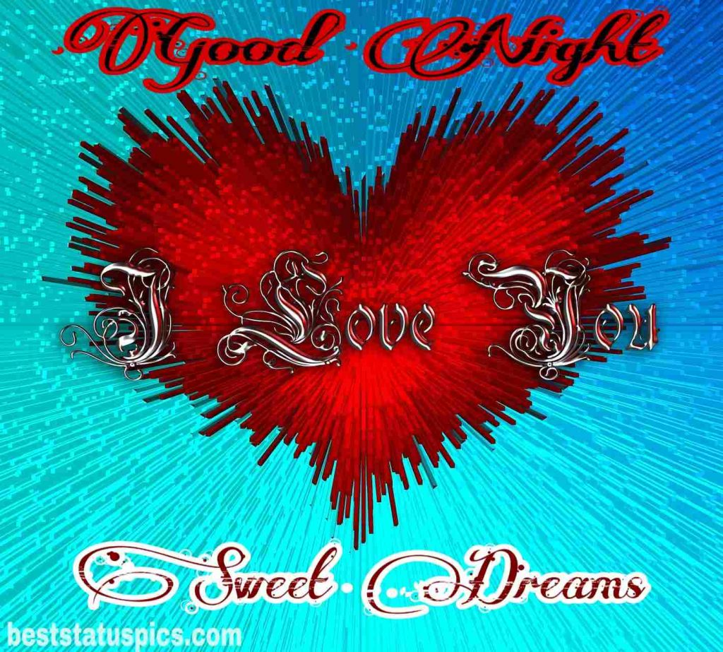 Good night sona i love you images