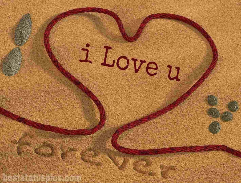 I love you so much good night images