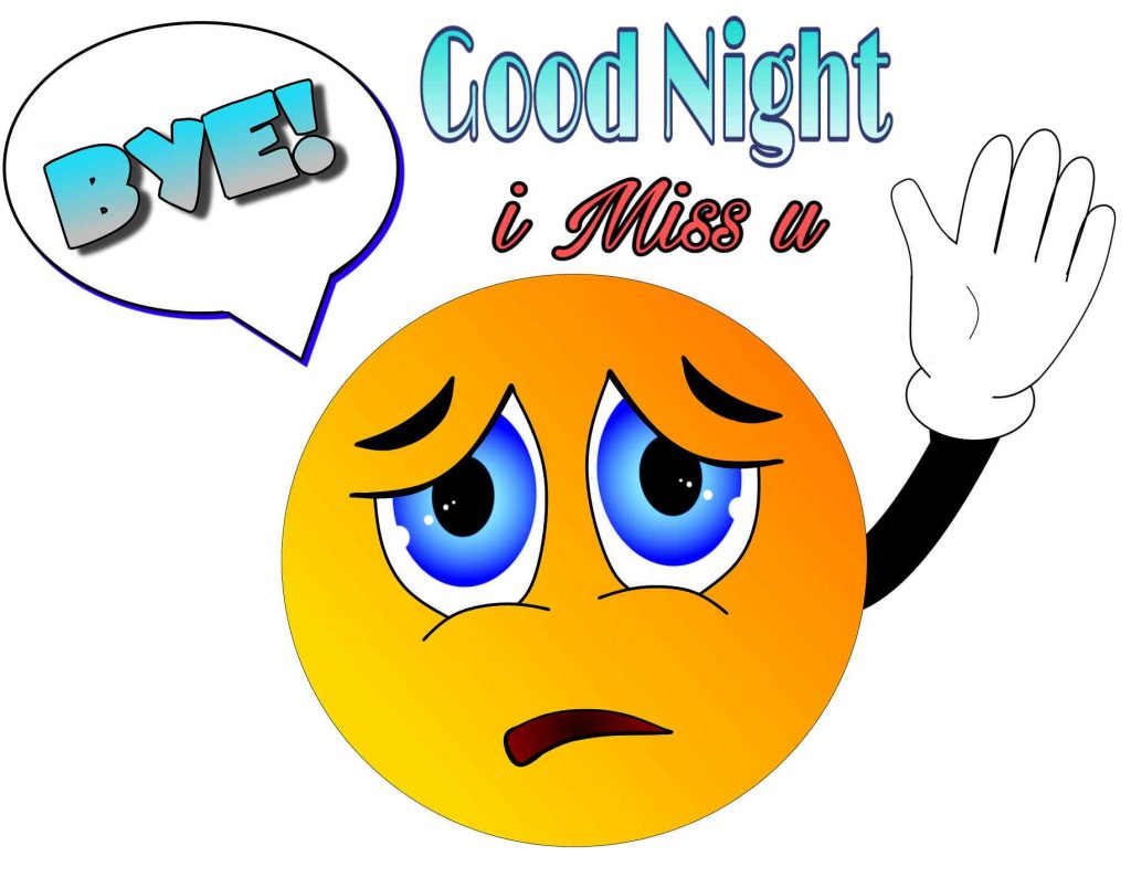 Good night miss you photo download HD