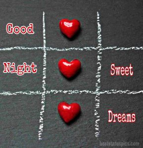 Good night love images with quotes