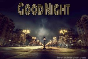 Good night nature images free download