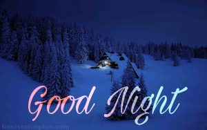 scenery good night nature images for friends