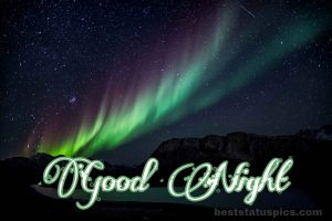 Lovely good night nature images