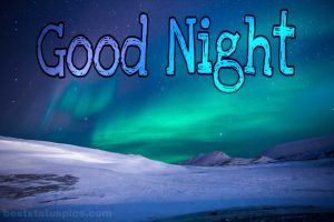 Good night HD images of nature
