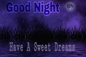 Good night images with nature moon HD