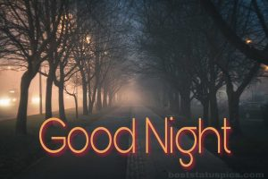 Good night images with nature download