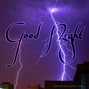 Good night beautiful nature HD images