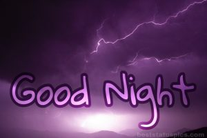 Good night new nature images