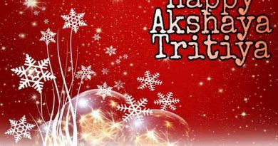 Happy Akshaya Tritiya Featured
