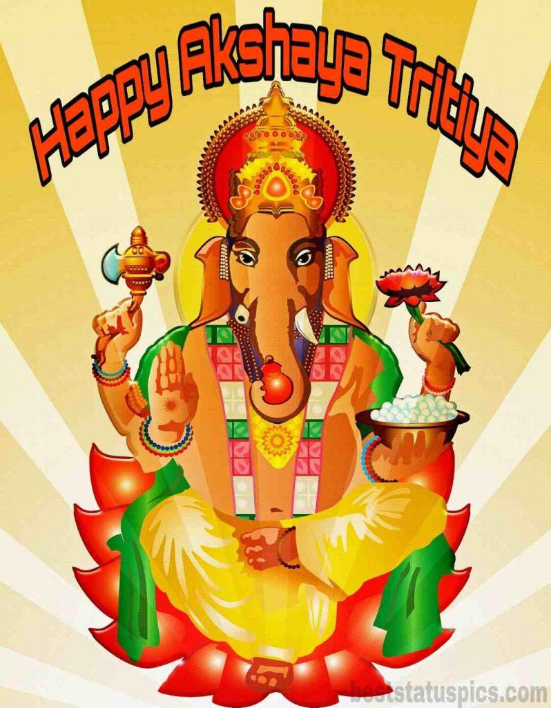 Happy akshaya tritiya images hd 2020