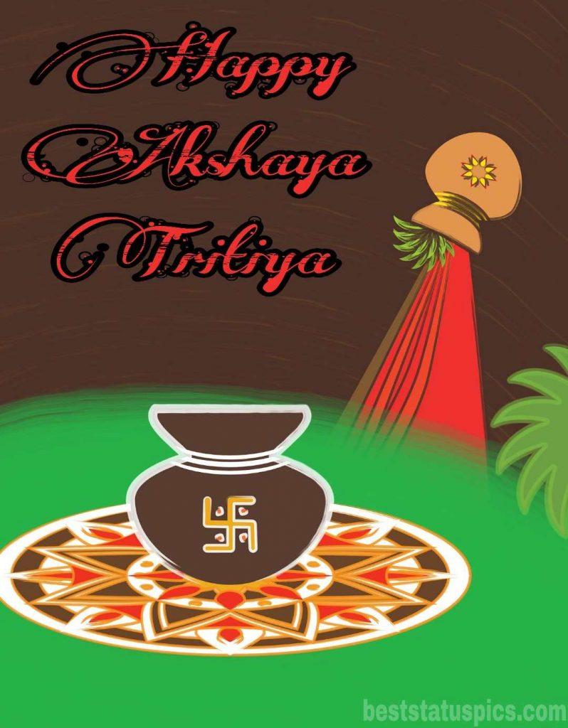 Happy akshaya tritiya images 2021