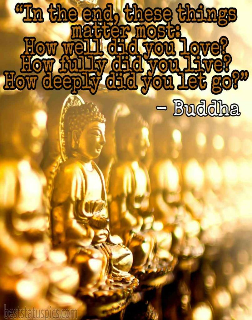 great buddha quotes life image