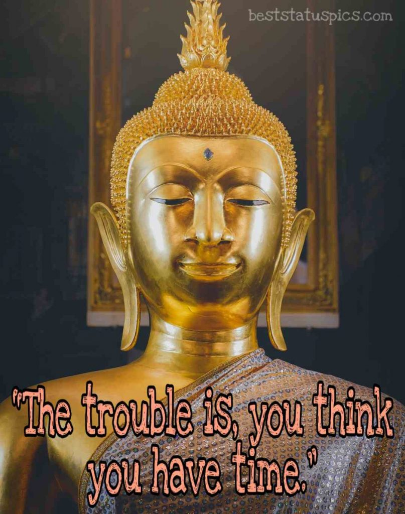 buddha quotes on life in english image