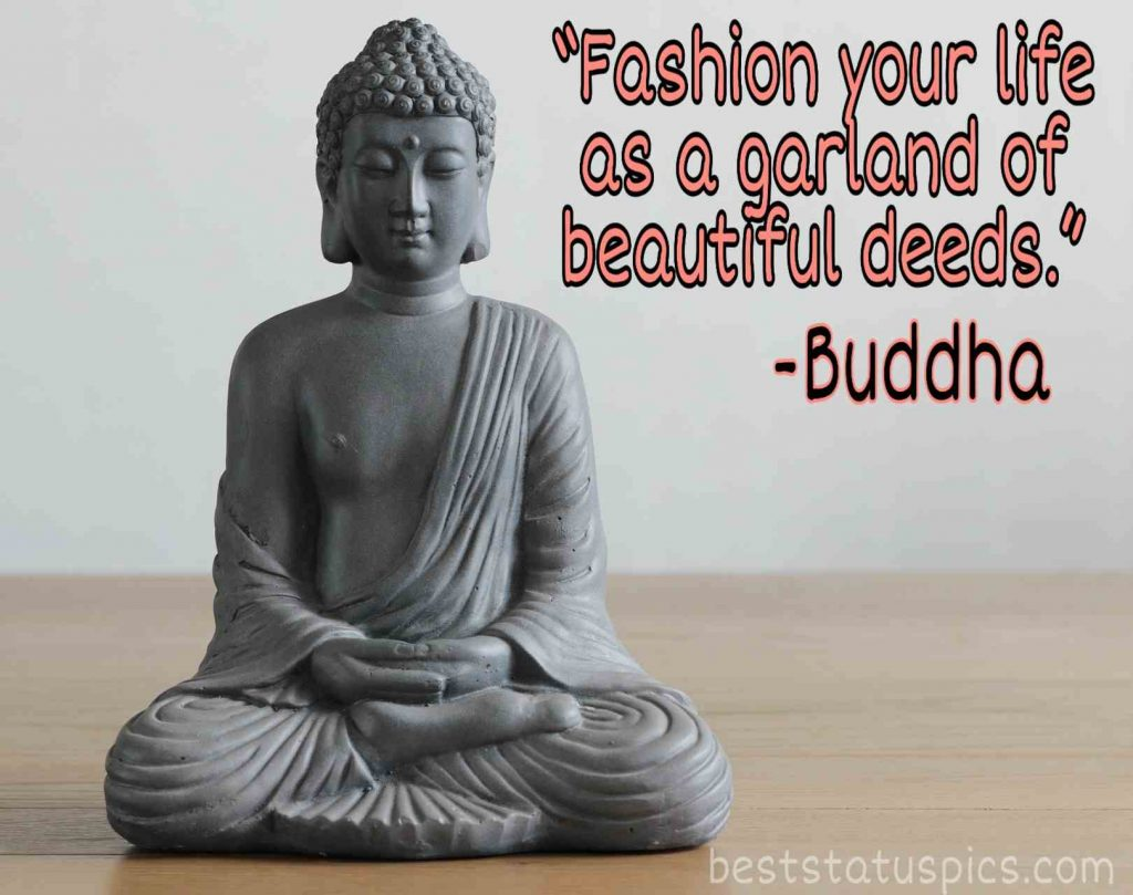buddha quotes about life image