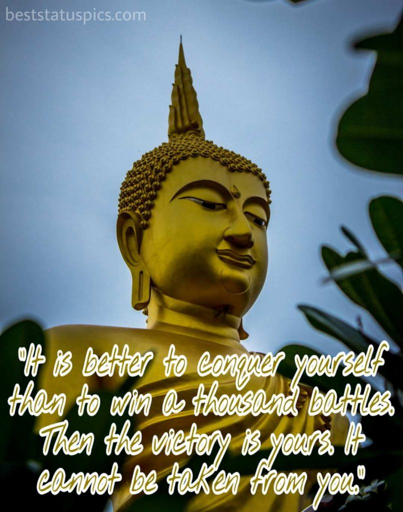 buddha quotes simple life