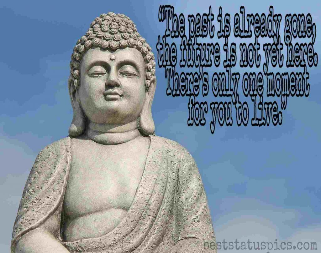 buddha quotes life change image