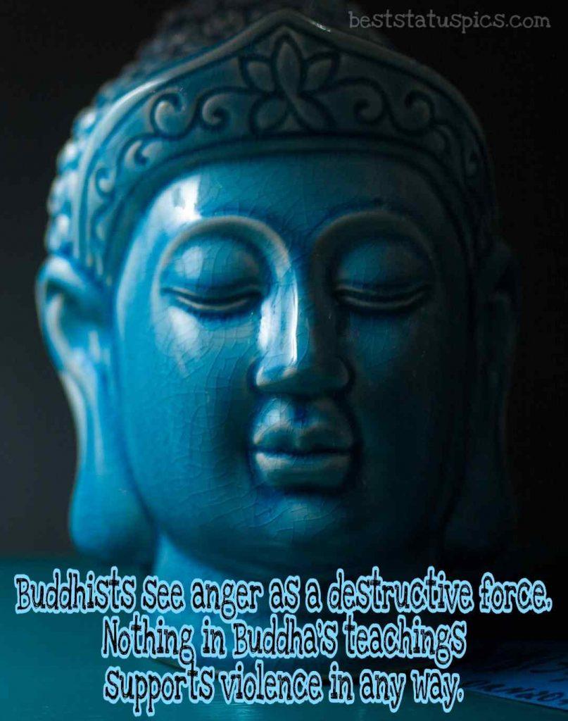 Love positivity buddha quotes image