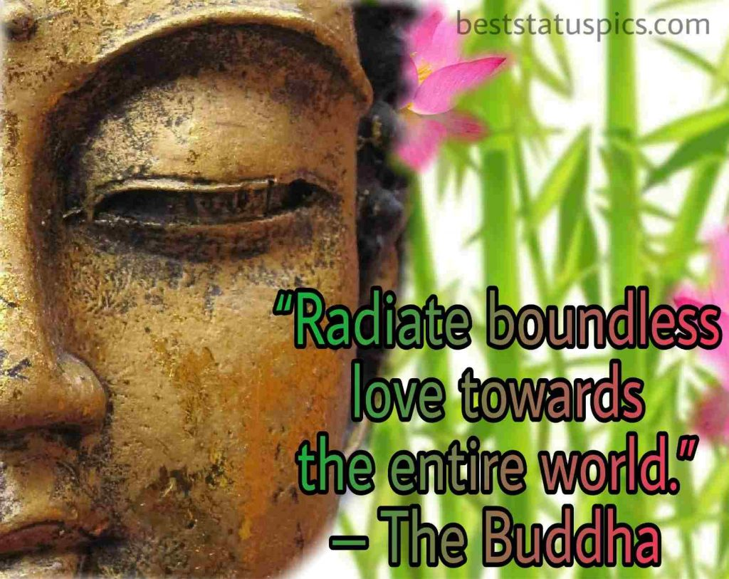 Buddha love quotes pictures