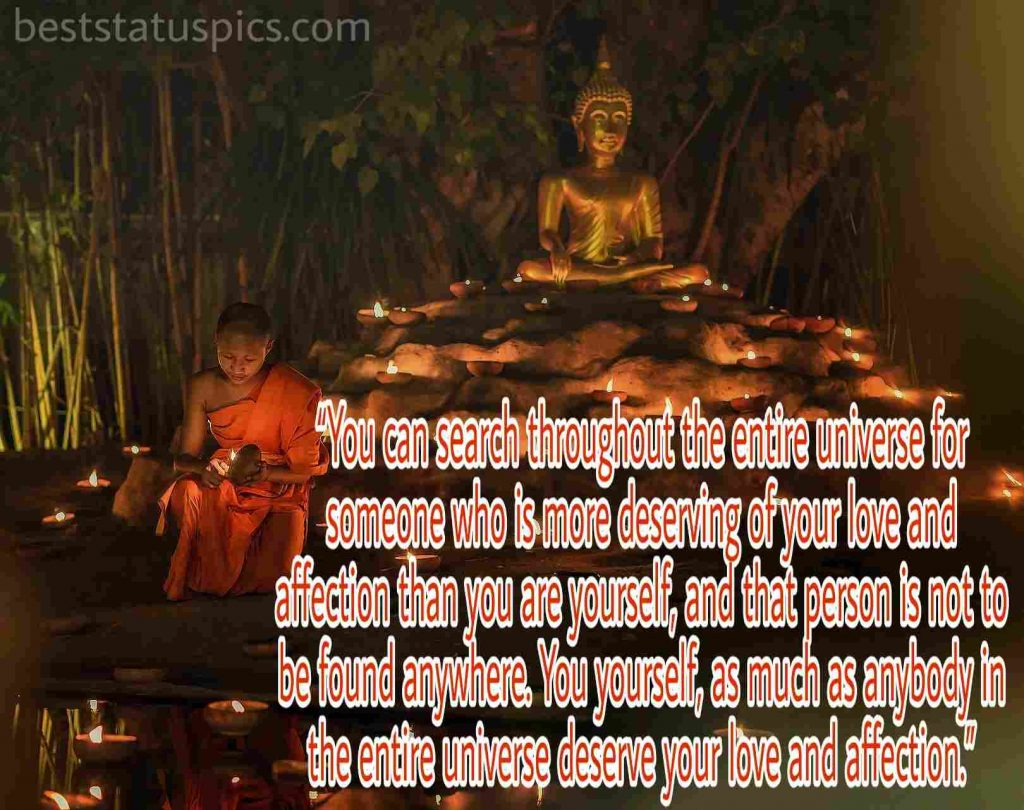 Buddha on love quotes image