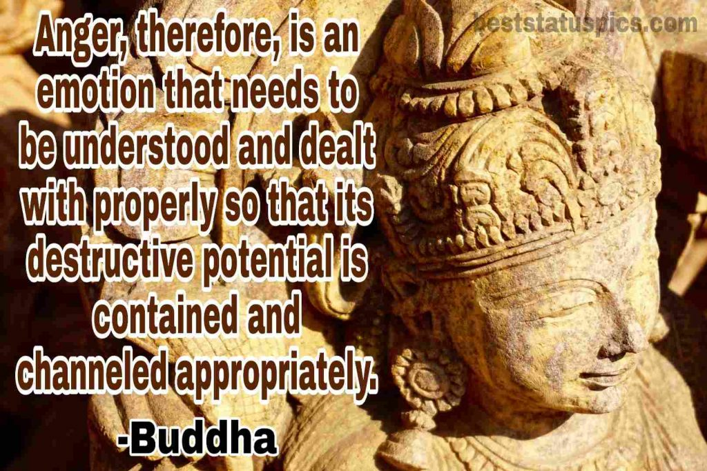 Buddha quotes in love image