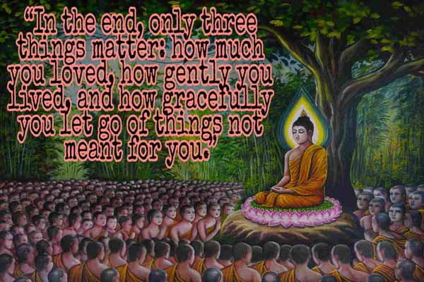 Buddha Quotes On Love Featured