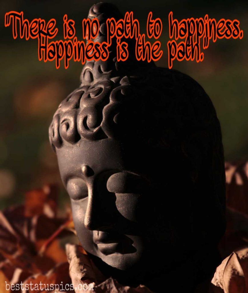 buddha quotes on happiness pictures