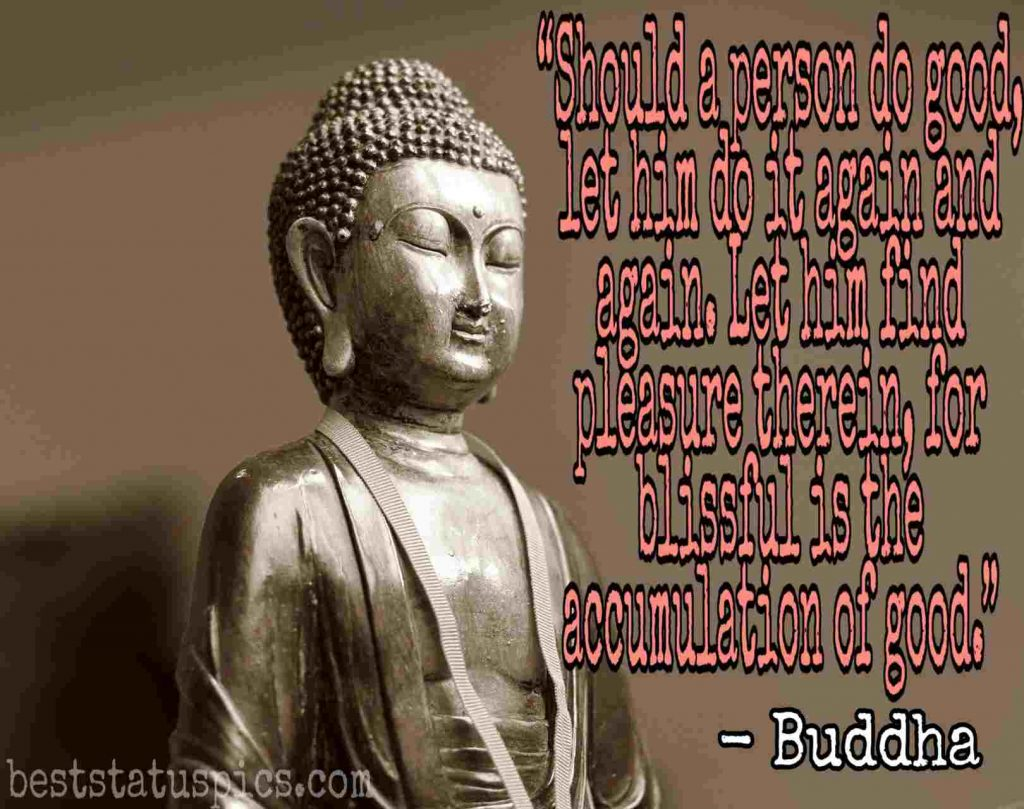 happiness quotes by buddha pics
