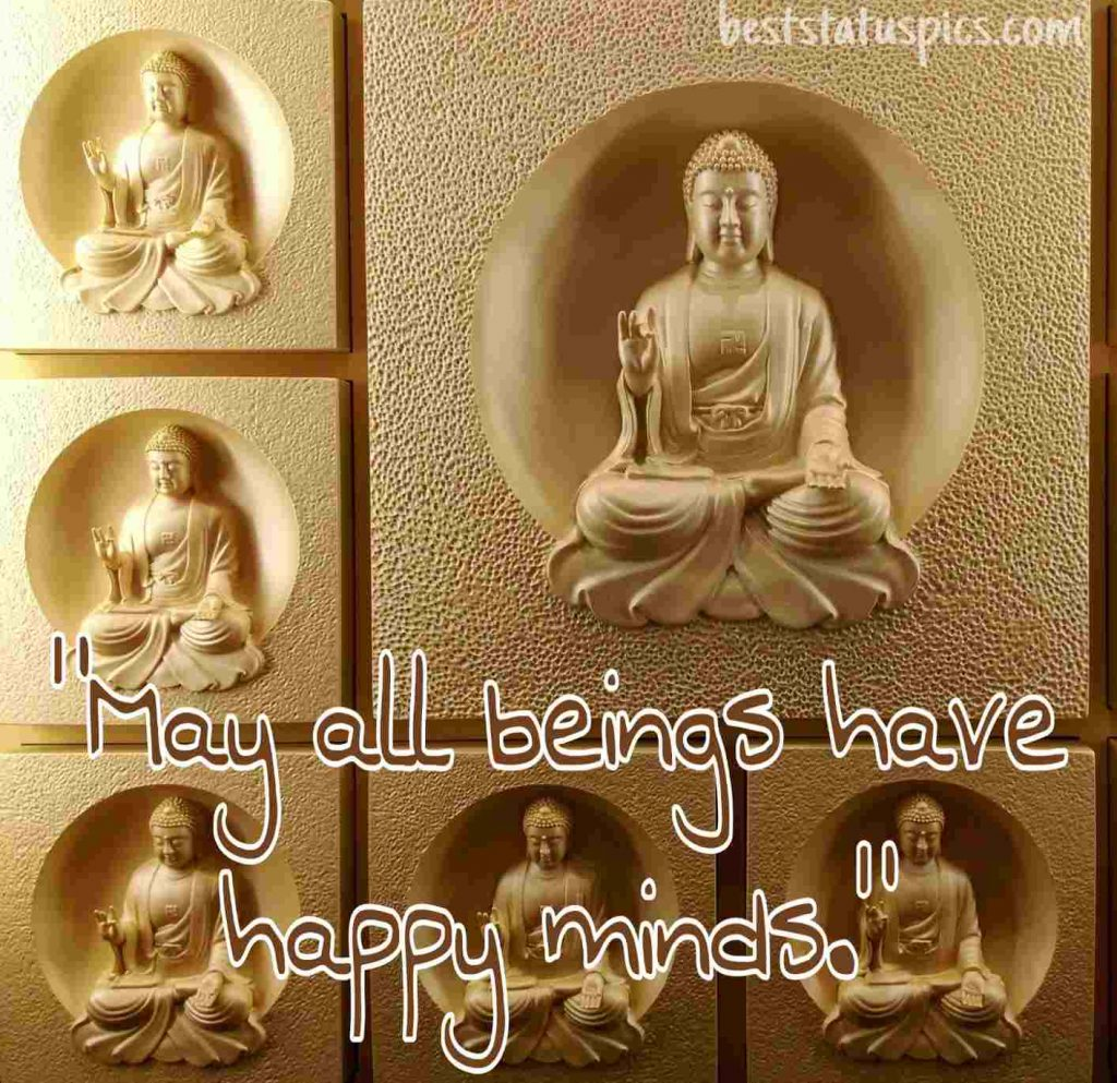 Best buddha quotes on happiness images