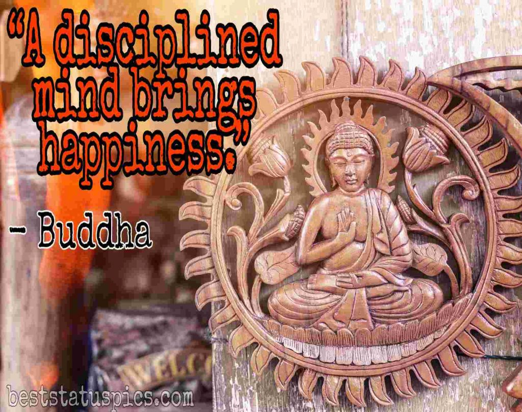 buddha quotes on happiness images HD