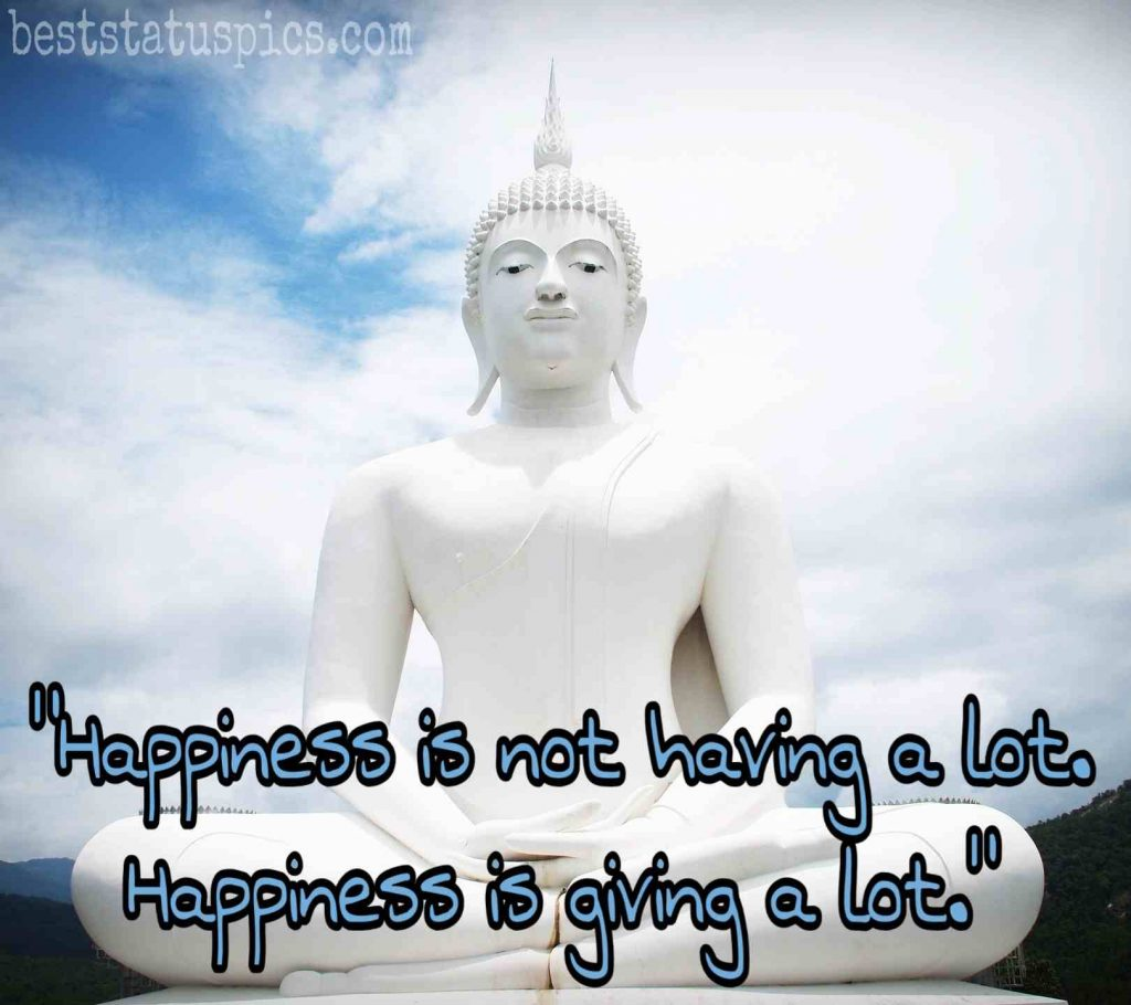 peace happiness buddha quotes images
