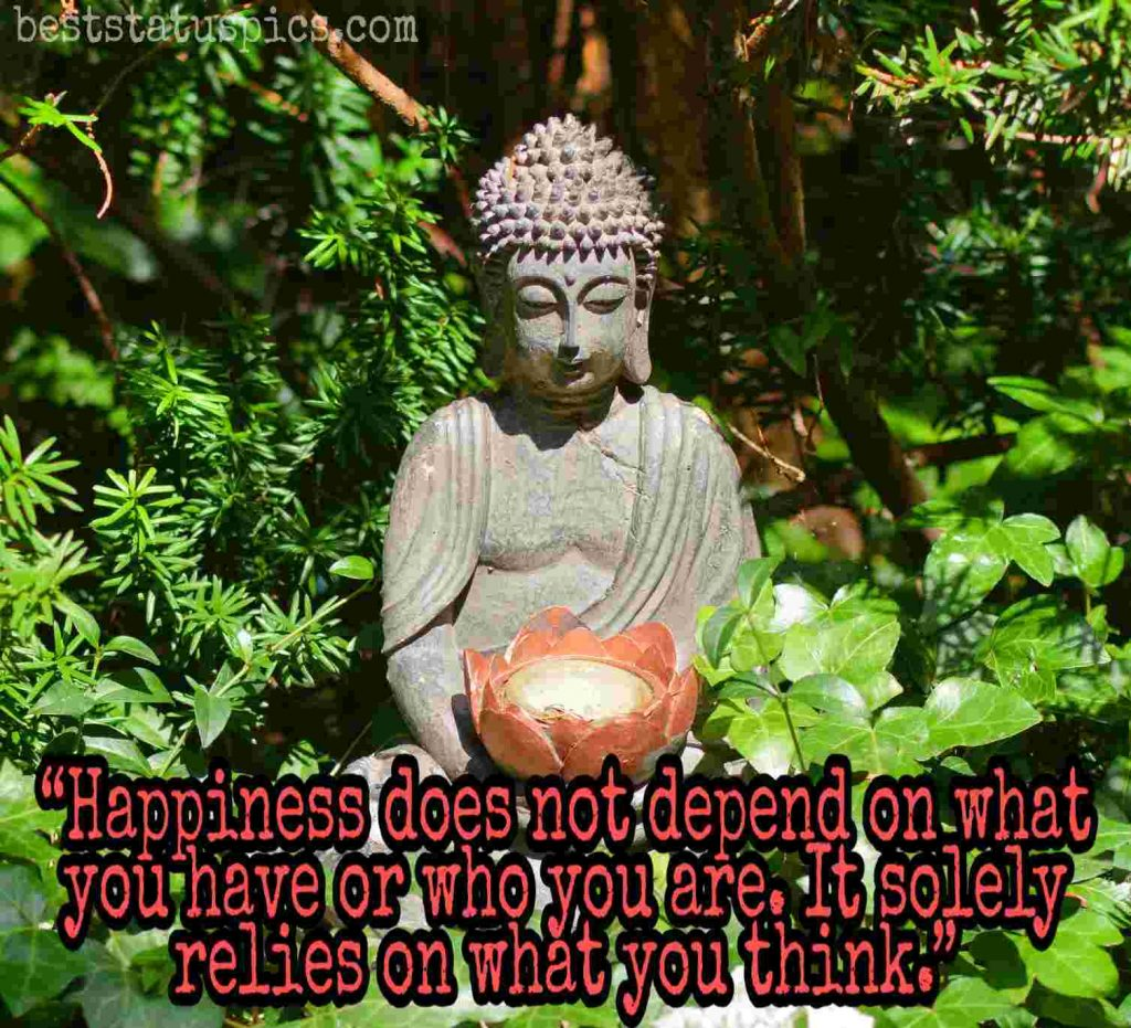 buddha quotes happiness images