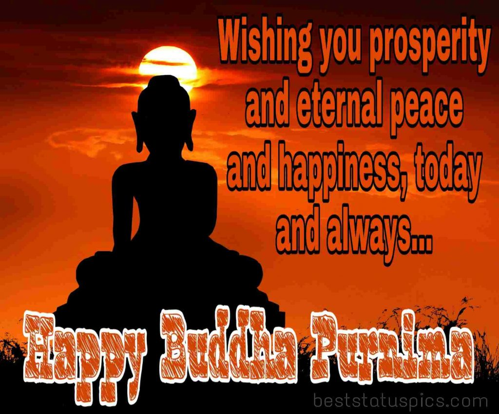 Happy buddha purnima 2021 wishes whatsapp dp