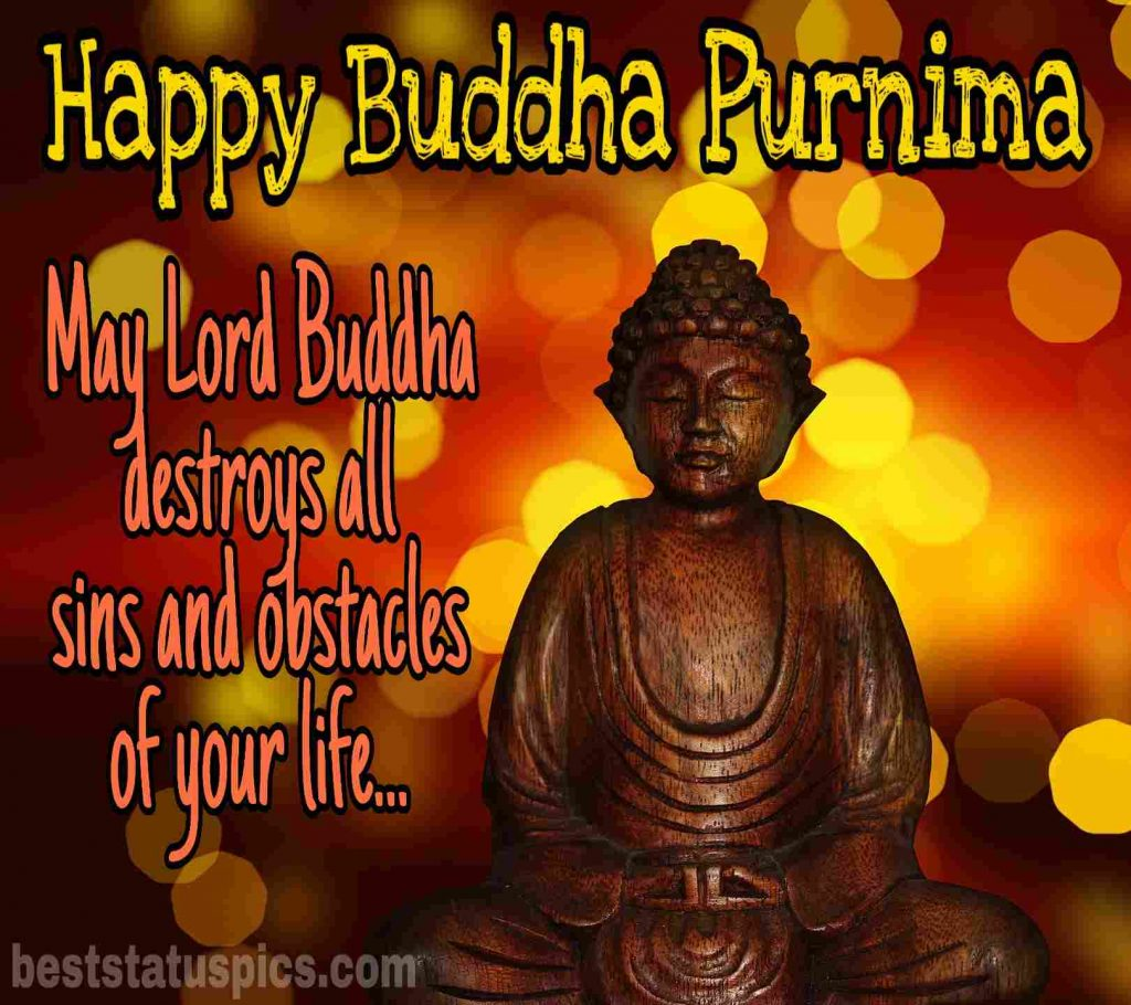 Happy buddha purnima images quotes 2020