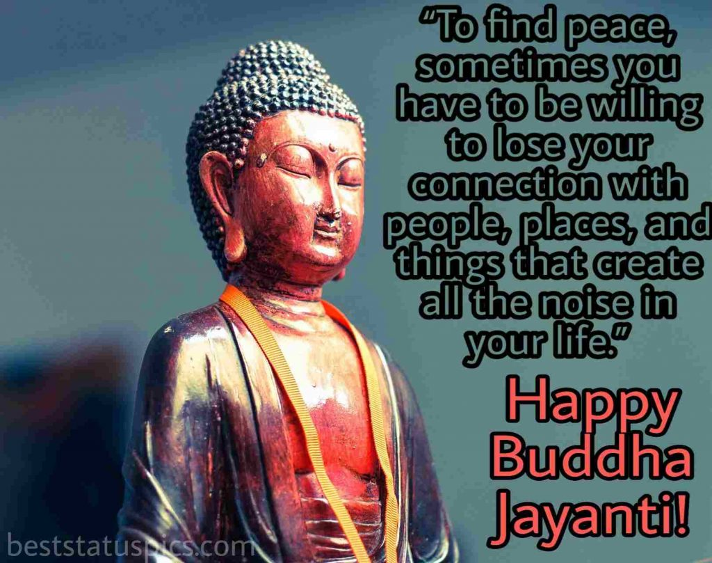 Happy buddha purnima wishes quotes 2021
